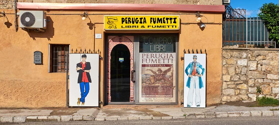 Perugia Fumetti - a Perugia da oltre 30 anni