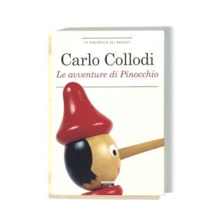 Carlo Collodi - Le avventure di Pinocchio - La Biblioteca dei Ragazzi