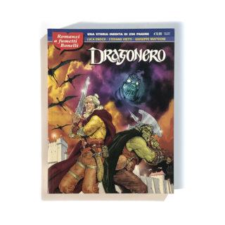Dragonero - Una storia inedita di 296 pagine - Fumetto Bonelli