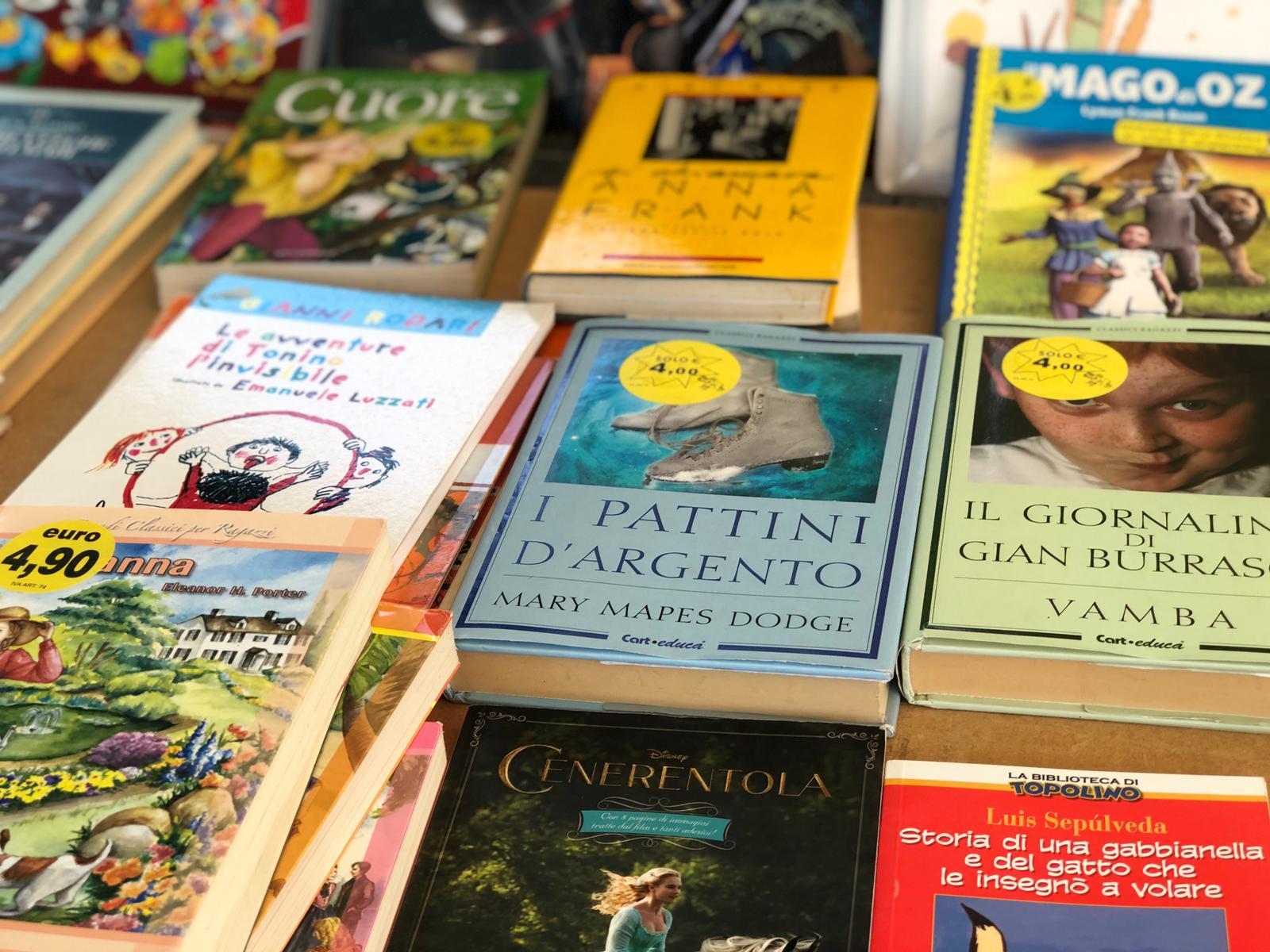 Perugia Fumetti - Mercato Pian Di Massiano - Libri e fumetti usati - 11